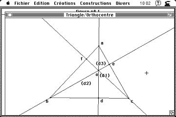 logiciel cabri geometre